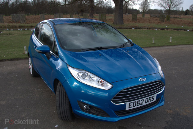 Ford Fiesta Titanium 1.0 EcoBoost - photo 12