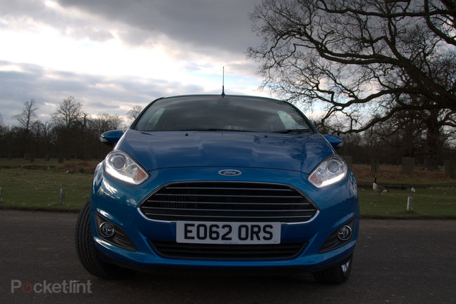 Ford Fiesta Titanium 1.0 EcoBoost - photo 2
