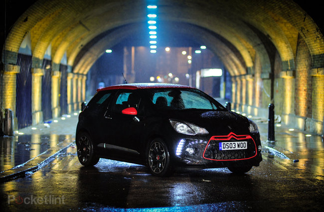 Citroen DS 3 DSport 155 Red - photo 1