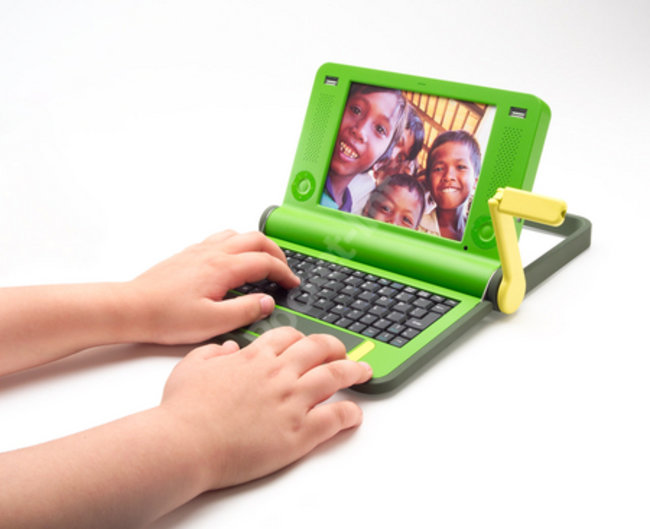 MIT unveils $100 laptop to the world - PLUS IMAGES - photo 4