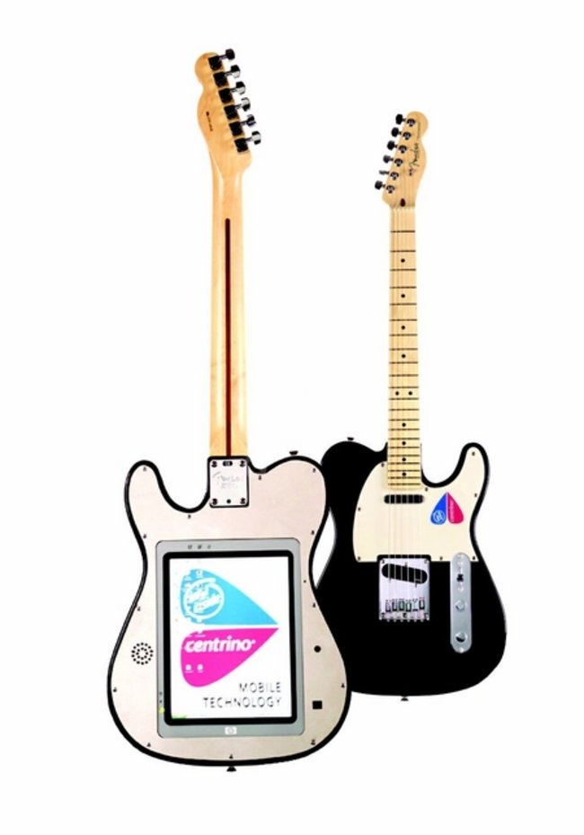 Tablet PC Guitar
