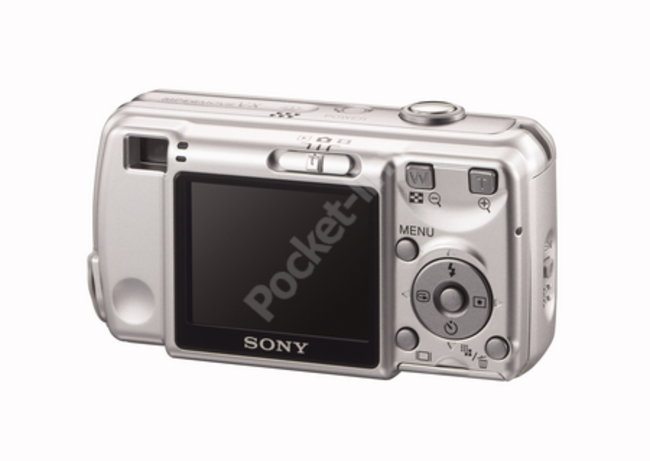 Sony goes back to basics with Cyber-Shot S600 digital camera - photo 2
