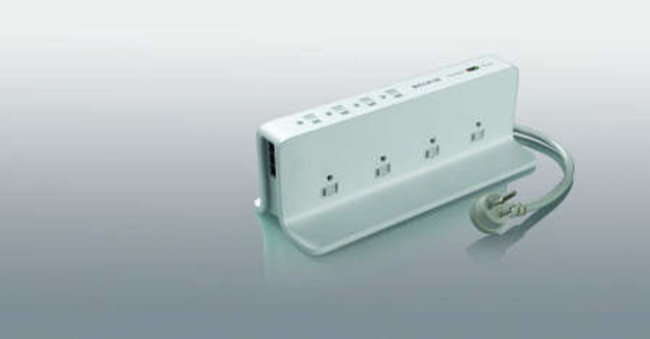 Belkin's new surge protectors keep cords neat and tidy - photo 1