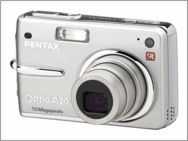 Pentax announce Optio A20 and Optio M20 digital cameras - photo 1