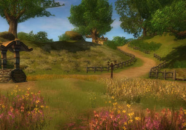 Codemasters launch Lord of the Rings Online beta in USA - photo 4