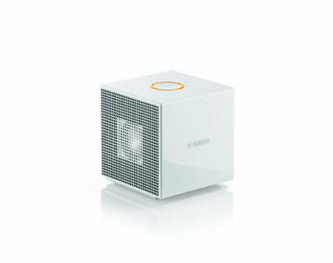 Yamaha unveils tiny Cube speakers - photo 1