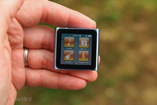 Apple iPod nano 6G - photo 1