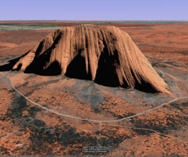 Google Earth 4 now contains 3D renderings - photo 1
