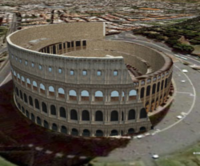 Google Earth 4 now contains 3D renderings - photo 2