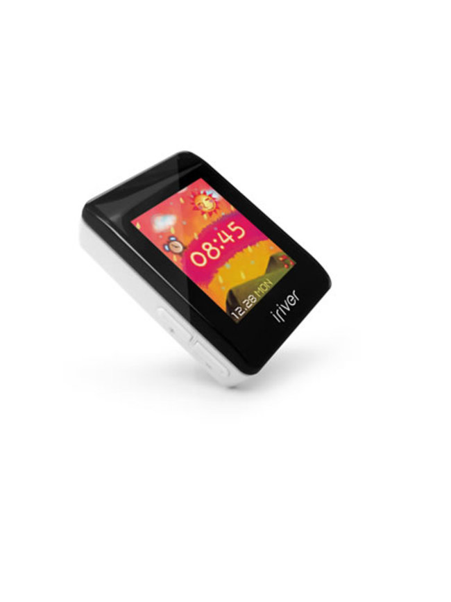 iRiver S10 MP3 player lands in the UK - photo 1