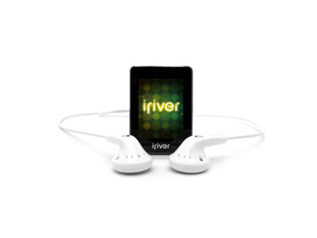 iRiver S10 MP3 player lands in the UK - photo 6
