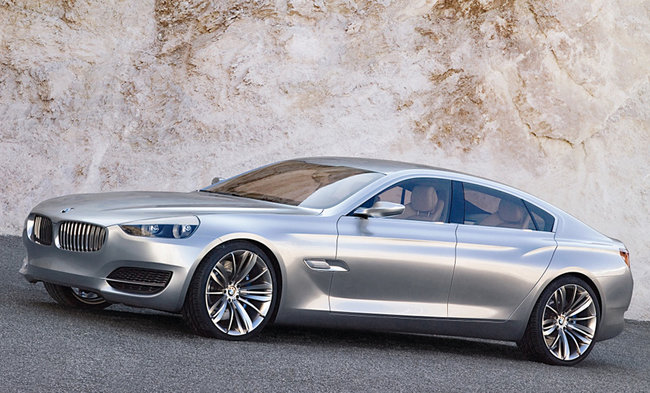 BMW unveils new Concept CS  - photo 1