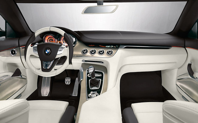 BMW unveils new Concept CS  - photo 3