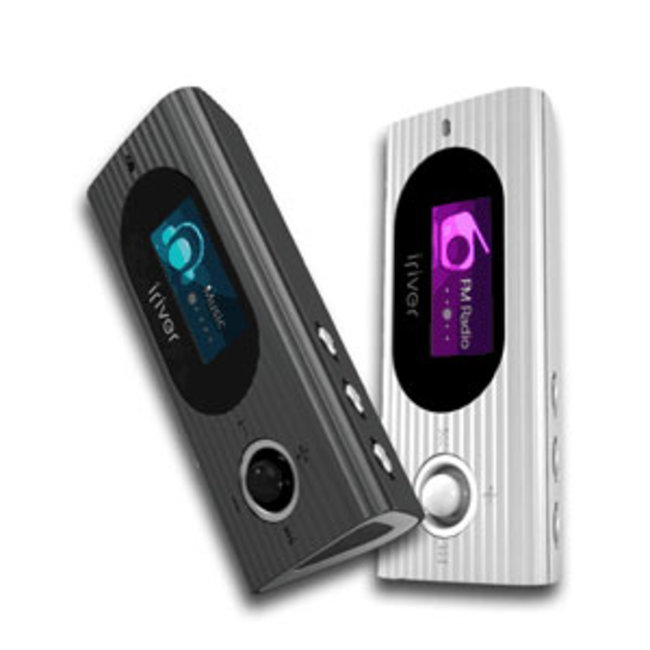 iRiver T60 MP3 Player arrives in the UK - photo 1