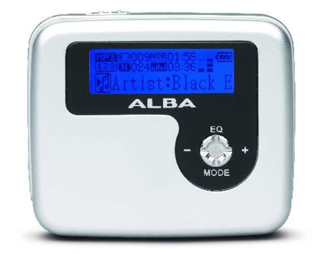 Alba launches 2GB and 4GB mini MP3 players  - photo 2