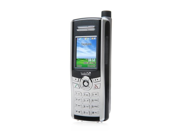 Thuraya launches SG-2520 - the lightest dual-mode sat phone - photo 2