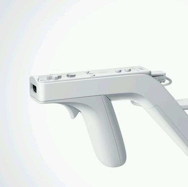 Wii Zapper to launch across Europe  - photo 1