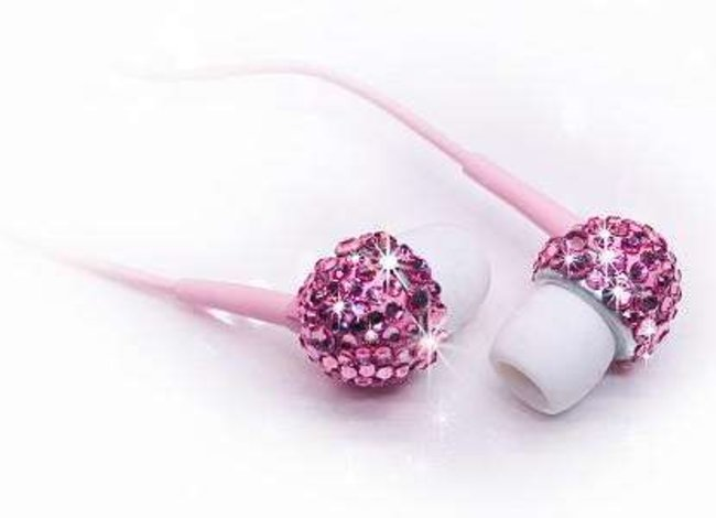 CrystalRoc blings up Sennheiser headphones - photo 2