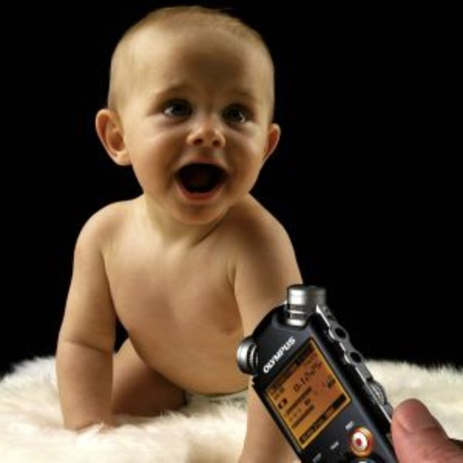 Olympus launches LS-10 voice recorder - photo 1
