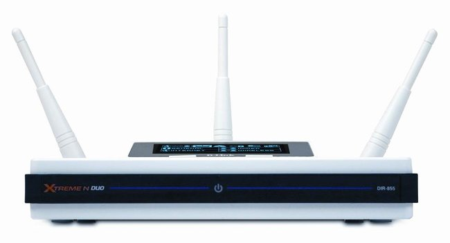 "D-Link launches ""Xtreme"" quadband wireless N router - photo 2"