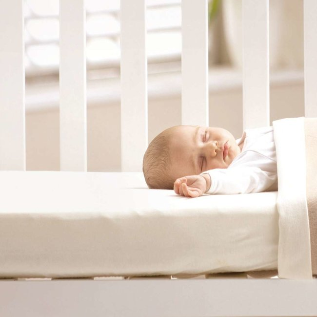 Rock A Bye interactive vibrating cot mattress launches  - photo 1