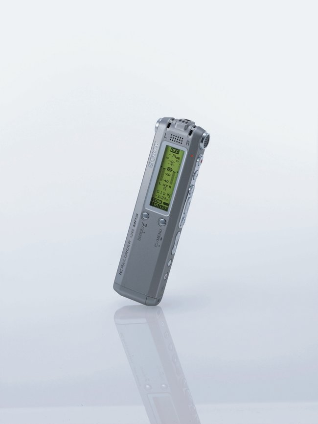 Sony launches seven digital dictation machines - photo 2