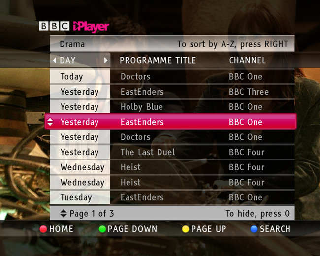 BBC iPlayer coming to TV - photo 3