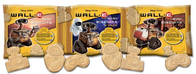 Wall-E sweets launch  - photo 3