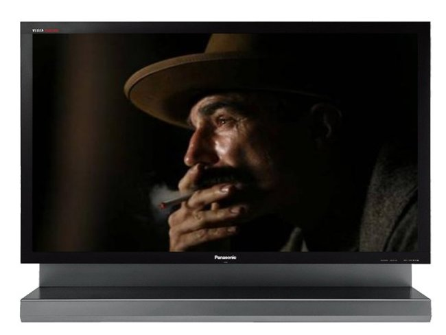 Panasonic's 103-inch TV - photo 2