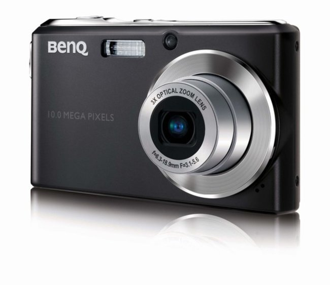 BenQ launches E1050 compact camera - photo 3