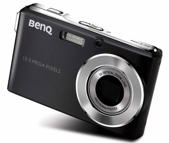 BenQ launches E1050 compact camera - photo 4
