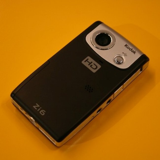 Kodak Zi6 confirmed for UK - photo 1