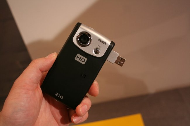 Kodak Zi6 confirmed for UK - photo 3