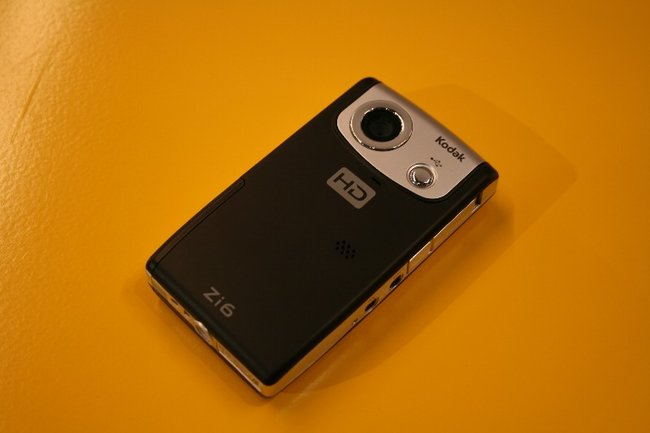 Kodak Zi6 confirmed for UK - photo 8