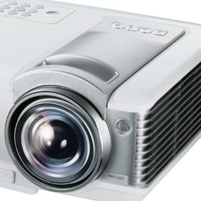 BenQ demos MP512ST gaming projector - photo 1
