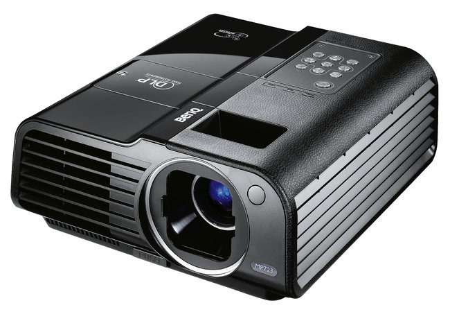 "BenQ unveils ""versatile"" MP723 projector - photo 5"
