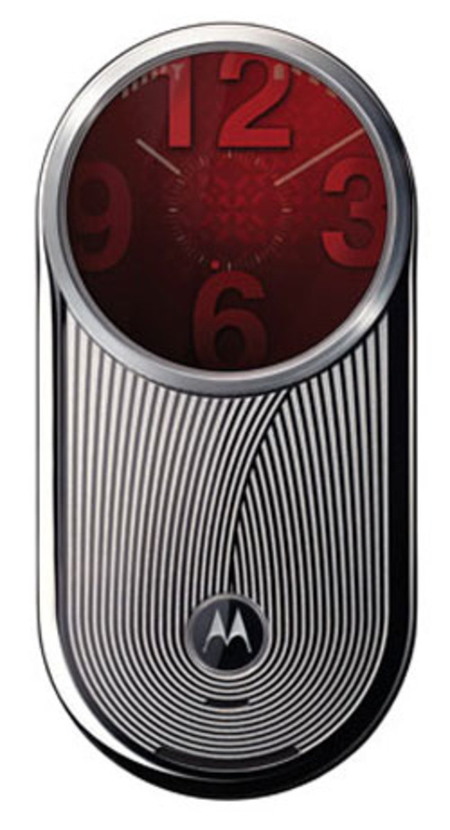 Motorola launches high-end AURA - photo 3