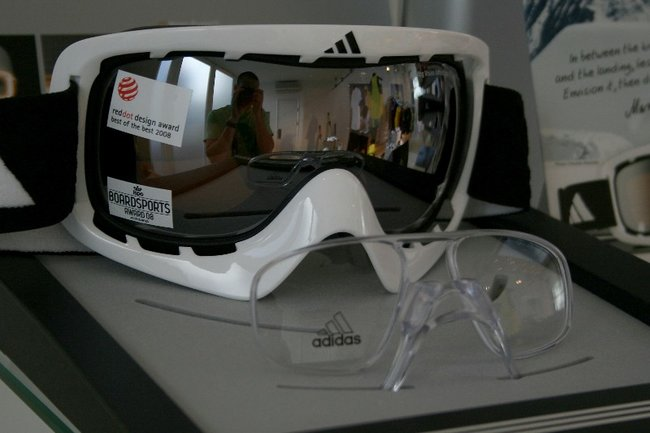 Adidas launch id2 Imperial Scout goggles - photo 2