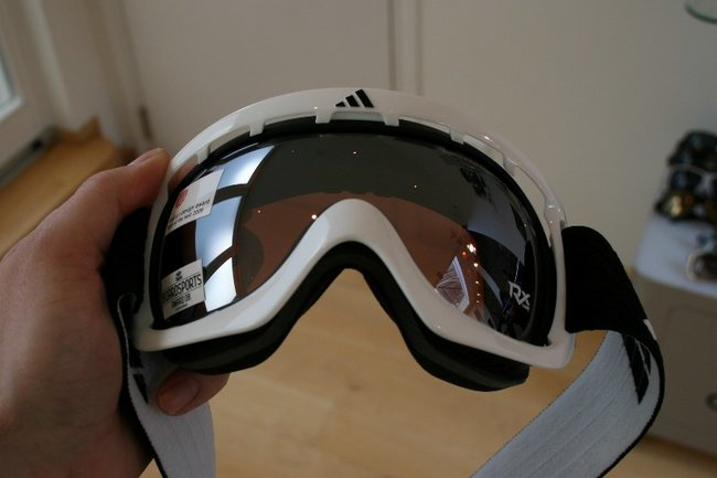 Adidas launch id2 Imperial Scout goggles - photo 3