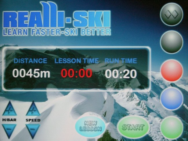 Ultimate skiing simulator at Realli-Ski  - photo 8