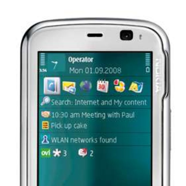 Nokia N79 Active launches  - photo 1