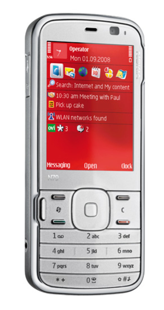 Nokia N79 Active launches  - photo 3