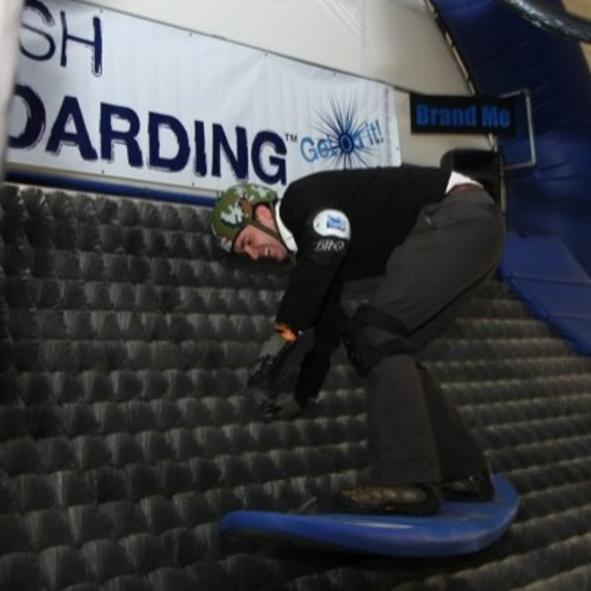 Surfers and boarders get new training option - photo 1