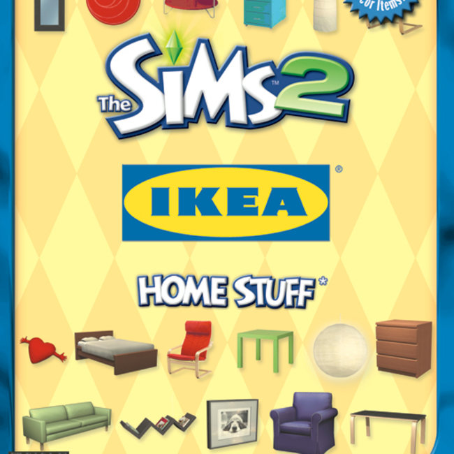 Ikea furniture for Sims 2 - photo 2