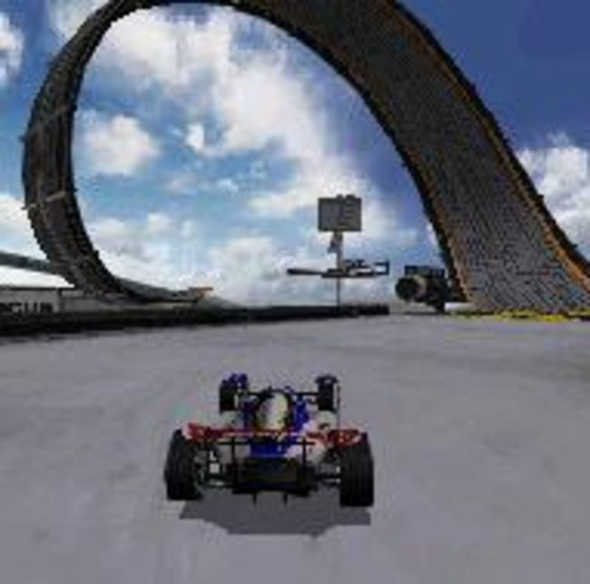 Details of Trackmania DS released - photo 1