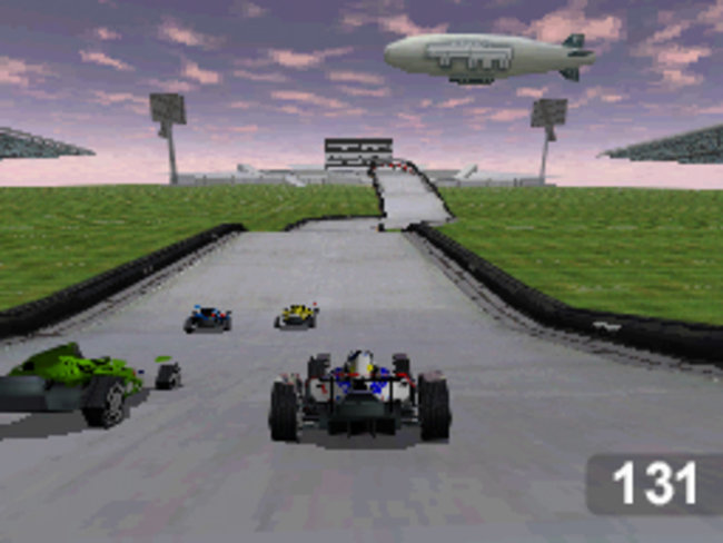 Details of Trackmania DS released - photo 3