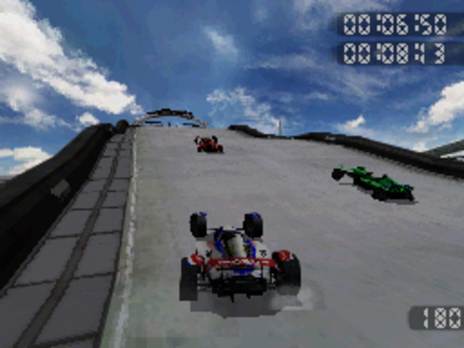 Details of Trackmania DS released - photo 5