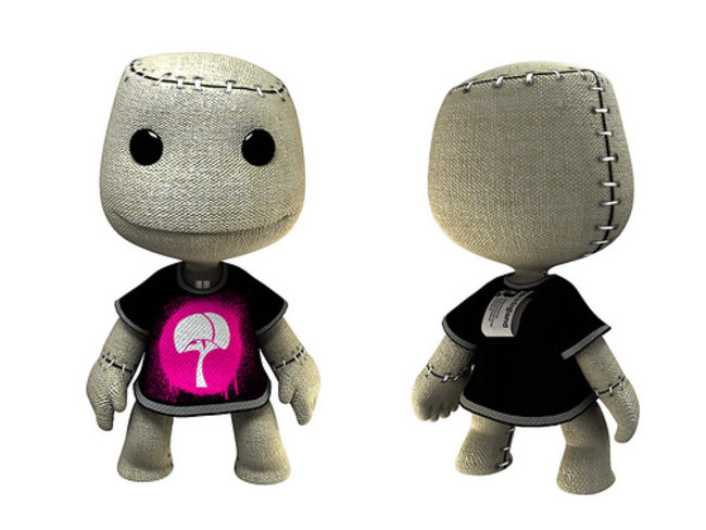Free LittleBigPlanet SackBoy costumes next week - photo 8