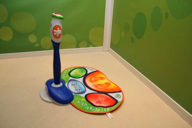 LeapFrog Zippity games console for kiddies launches  - photo 2