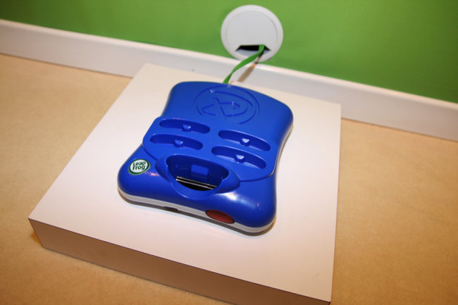 LeapFrog Zippity games console for kiddies launches  - photo 8